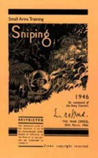 Small Arms Training Sniping 1946