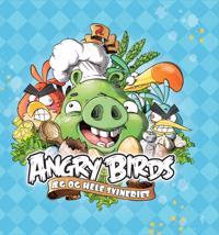 Angry birds - æg og hele svineriet