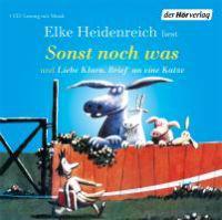 Heidenreich, E: Sonst noch was