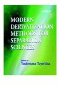 Modern Derivatization Methods for Separation Sciences