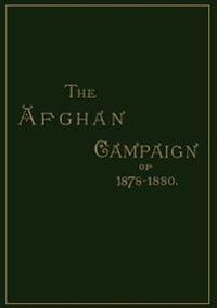 Afghan Campaigns of 1878 1880biographical Division