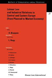 Labour Law and Industrial Relations in Central and Eastern Europe