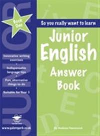 Junior English Book 1 Answer Book