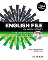 English File: Intermediate: Multipack B with Oxford Online Skills