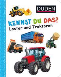 Kennst du das? Laster und Traktoren