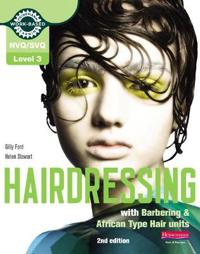 Level 3 (NVQ/SVQ) Diploma in Hairdressing (inc BarberingAfrican-type Hair units) Candidate Handbook