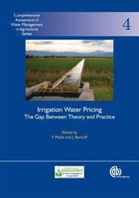 Irrigation Water Pricing