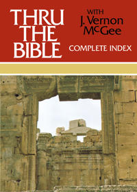 Thru the Bible With J. Vernon McGee