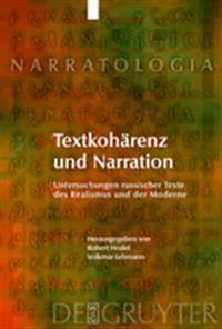 Textkoharenz Und Narration
