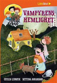 Hemliga Fyran : vampyrens hemlighet