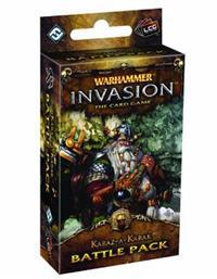 Warhammer Invasion Lcg: Karaz-A-Karak Battle Pack