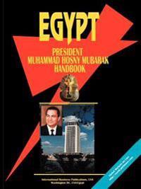 Egypt President Hosny Mubarak