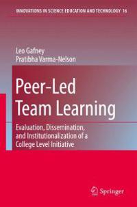 Peer-Led Team Learning