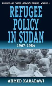 Refugee Policy in Sudan, 1967-1984