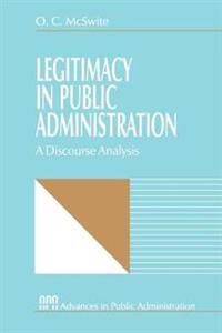 Legitimacy in Public Administration