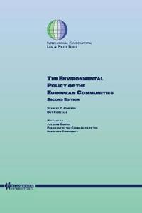 The Environmental Policy of the European Communities