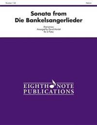 Sonata (from Die Bankelsangerlieder): Score & Parts
