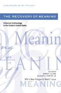 The Recovery of Meaning