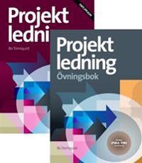 Projektledning Paket Faktabok + Övningsbok