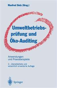 Umweltbetriebsprufung und Oko-Auditing