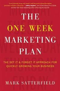 The One Week Marketing Plan