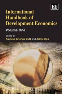 International Handbook Of Development Economics