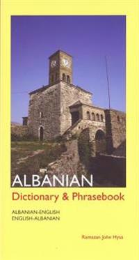 Albanian-English/English-Albanian Dictionary and Phrasebook