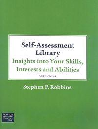 Self Assessment Library 3.4 for Supervision Today!