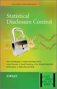 Statistical Disclosure Control
