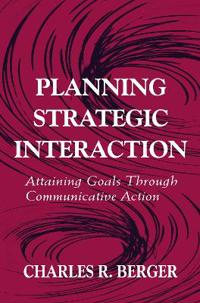 Planning Strategic Interaction