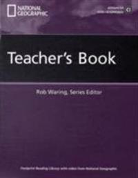 Footprint Reading Library C1 (3,000 headwords) Teacher's Book