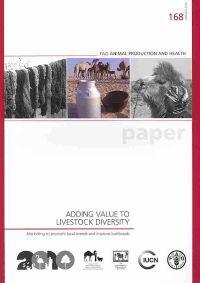 Adding Values to Livestock Diversity