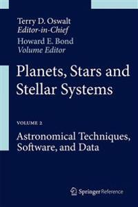 Astronomical Techniques, Software, and Data