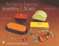 Art Deco Bakelite Jewelry & Boxes