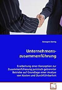 Unternehmens-zusammenführung