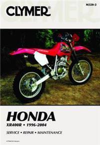 Clymer Honda XR400R, 1996-2004
