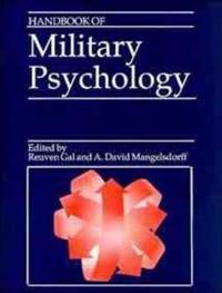 Handbook of Military Psychology