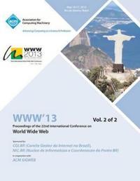 WWW 13 Vol 2