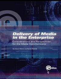 Delivery of Media in the Enterprise: Considerations and Perspectives for the Media Communicator