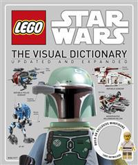 Lego Star Wars: The Visual Dictionary [With Luke Skywalker Minifigure]
