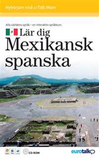 Talk More Mexikansk spanska
