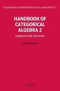 Encyclopedia of Mathematics and its Applications Handbook of Categorical Algebra: Series Number 51