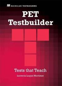 PET Testbuilder Pack without Key