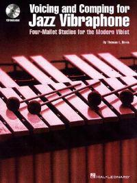 Voicing And Comping For Jazz Vibraphone (Book/CD)