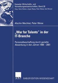 War for Talents in Der IT-branche