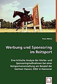 Werbung und Sponsoring im Reitsport