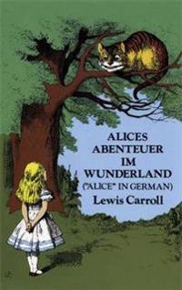 Alice's Abenteuer Im Wunderland German Translation