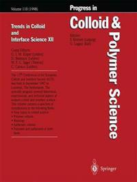 Trends in Colloid and Interface Science XII