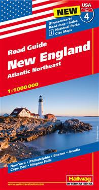 Road Guide New England