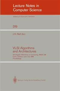 Vsli Algorithms and Architectures
